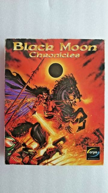 Black Moon Chronicles  (PC Windows 1999) - Big Box Edition